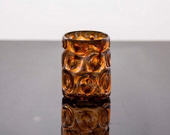 Blown Glass Tumbler