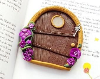 Fairy Door with Silver Key