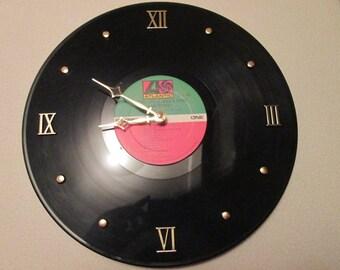Crosby,Stills, Nash & Young 33 Record Clock 4 Way Street
