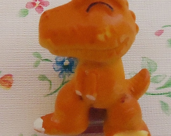80s Japanese Dinosaur Paper Clips.Sweet