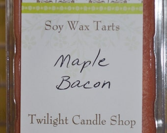 Soy wax melting tarts in clamshell case, clearance prices