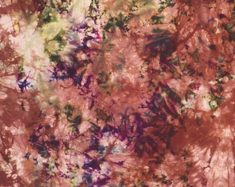 Half Yard Art Fabric, FALL 2,  19.5 Inches x 42 Inches, Colorfast and Pre-Shrunk