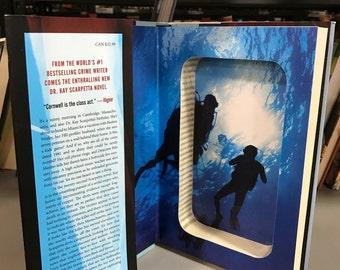 Hollow Secret Stash Book Safe! (Flesh And Blood)