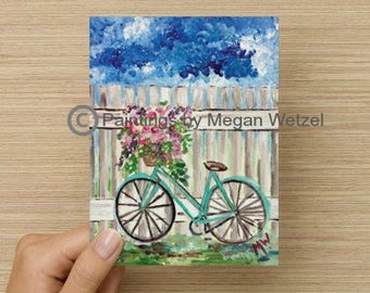 Home - Vertical 5x7 Folded Blank Cards