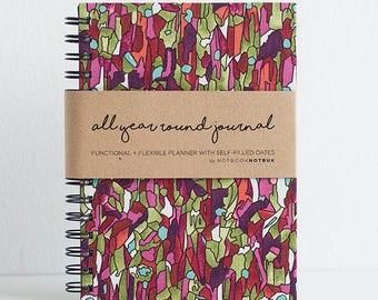 Planner - Weekly Planner - Monthly Planner - 2017 Planner - College Planner : AYR Mozaic