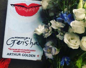 Book-clutch Memoirs of a Geisha