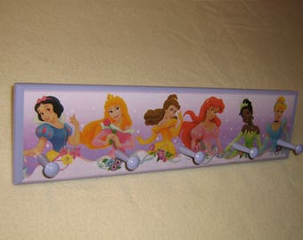 Kid's corner coat rack ( Princess )