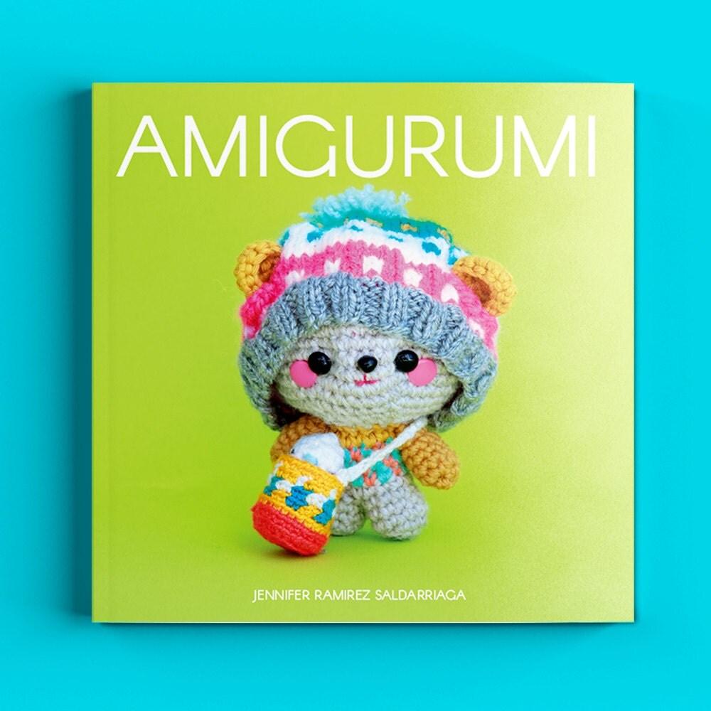 Amigurumi Beginner Kit : Amigurumi the book + FOX KIT. Includes the materials to ...