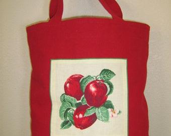 Handmade reusable shopping bags | Etsy