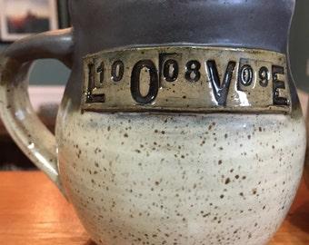 Anniversary/wedding mugs