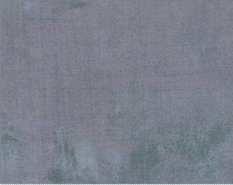 Fabric by the Yard- Grunge Basics in Smoke- by Basic Grey for Moda