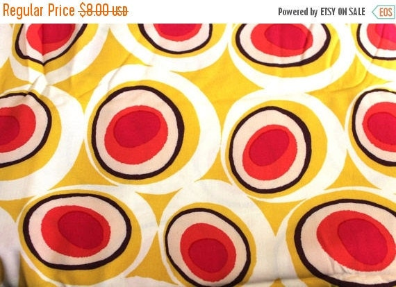 Abstract Fabric,Circle Fabric,Bold Colorful Fabric,Apparel Fabric,Cotton Fabric,Lightweight Fabric,JoAnn Fabrics,Fabric by the YARD