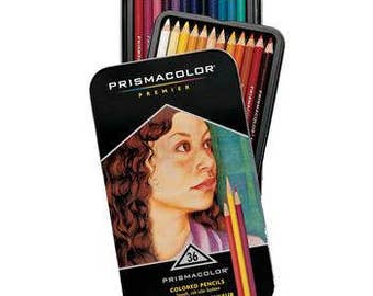 ON SALE! Prismacolor Premier Colored Pencils, Soft Core, 36 Pack