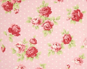 68079  Tanya Whelan Lulu collection Lilly in pink c PWTW093 -  1 yard