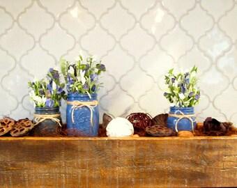Wooden Box Handmade Primitive Rustic Style Decorative or Storage