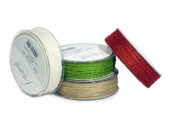 Natural Jute String 50 metres One Bulky Roll
