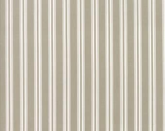 Tan Stripe Fabric - Darling Little Dickens by Lydia Nelson from Moda 1/2 Yard
