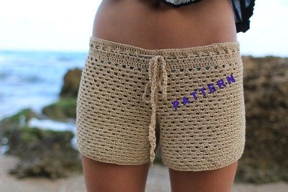 crochet shorts for girls