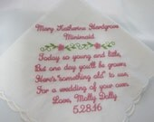 Baptismal Embroidered Han...
