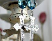 Assemblage Earrings Nun&#...