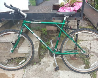 Vintage gt timberline  bike