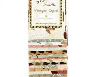Wilmington Prints - But First, Coffee! - Crystals Strip Pack