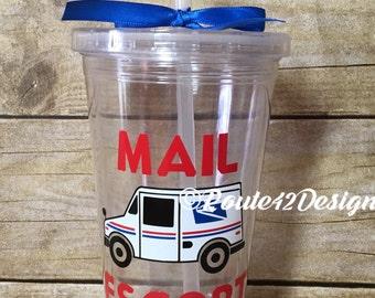 USPS gift mailman Postal Carrier