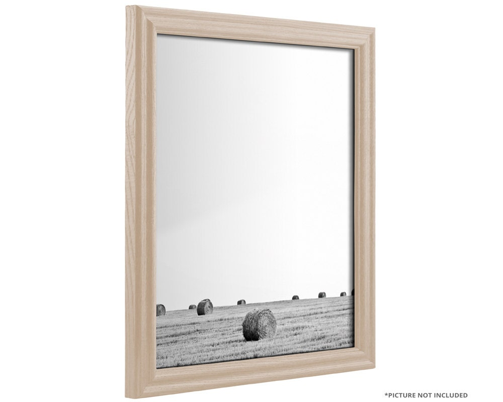 craig frames 13x19 inch whitewash picture frame wiltshire. Black Bedroom Furniture Sets. Home Design Ideas