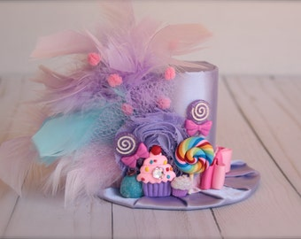 Candyland Hat Etsy