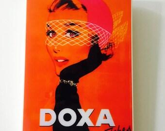 Vintage Watch Doxa Wall Tile