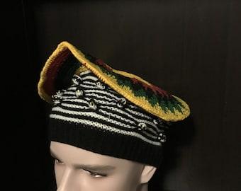 Cameroonian Hat/Beret/Tam- Ashetu style