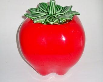 Vintage McCoy Strawberry Cookie Jar