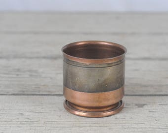 Vintage General Electric Pencil Cup Copper Current Limit Fuse Pencil Cup