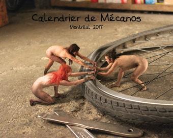 le Calendrier de mécanos - Montréal 2017