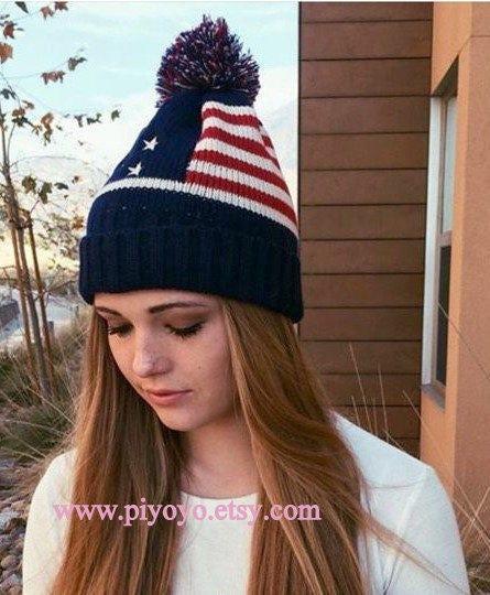 6aa92865fca American Flag womens hats