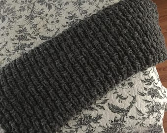 Chunky blanket/afghan