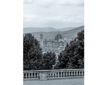 the Duomo, Florence — limited edition archival print