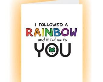 I Followed a Rainbow