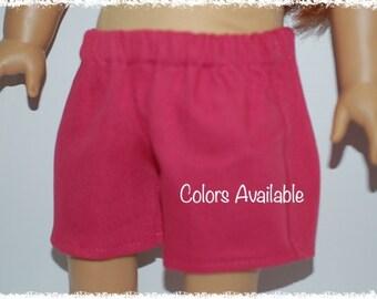 """18"""" Doll Denim Shorts (American Girl Doll)"""