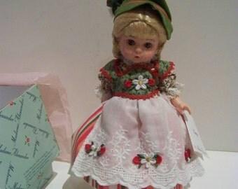 Gretel #4 Madame Alexander 8 in doll