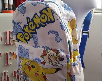 Pokemon backpack (Medium)