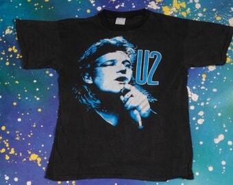 U2 Bono  T-Shirt Kids Size M