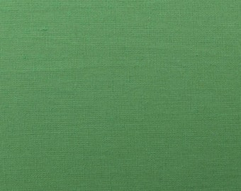 45 Inch Poly Cotton Broadcloth Olive Green Fabric by the yard - 1 Yard