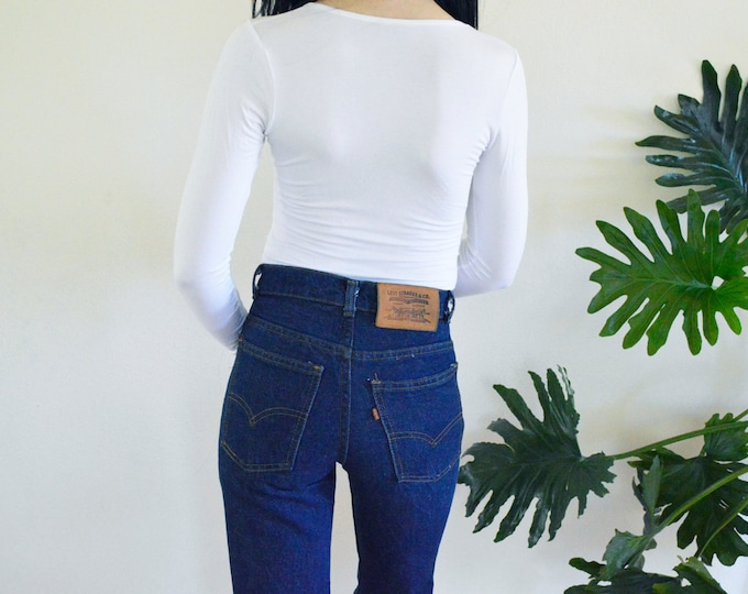 SALE 30% OFF LEVI'S 501 High Waist Jeans size 23