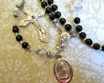 St. Elizabeth Seton Rosary-Traditional 5 Decade Catholic Rosary