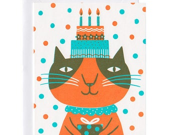 Birthday Cards (Choose one of 4 cards)