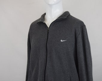 Nike Zip Up Sweatshirt Jacket