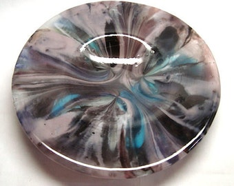 CIG 2549 Fused Glass Bowl
