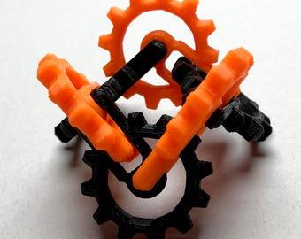 Fidget Gears - 3D printed toy