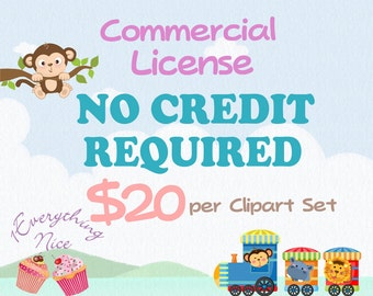 Commercial License No Credit Required